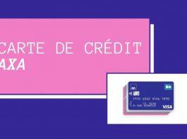 Comment bénéficier d'une carte de crédit Visa chez AXA – Trucs et astuces