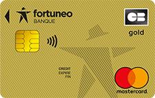 Comment Bénéficier d'une Carte de Crédit Gold Mastercard chez Fortuneo ?