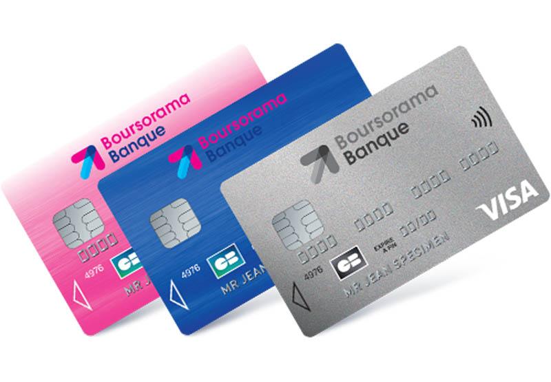 Comment bénéficier d'une carte de crédit Visa Classic chez Boursorama – Trucs et astuces