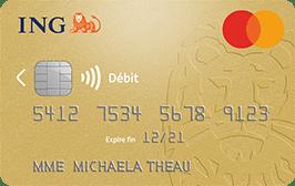 Comment bénéficier d'une carte de crédit Gold MasterCard chez ING – Trucs et astuces