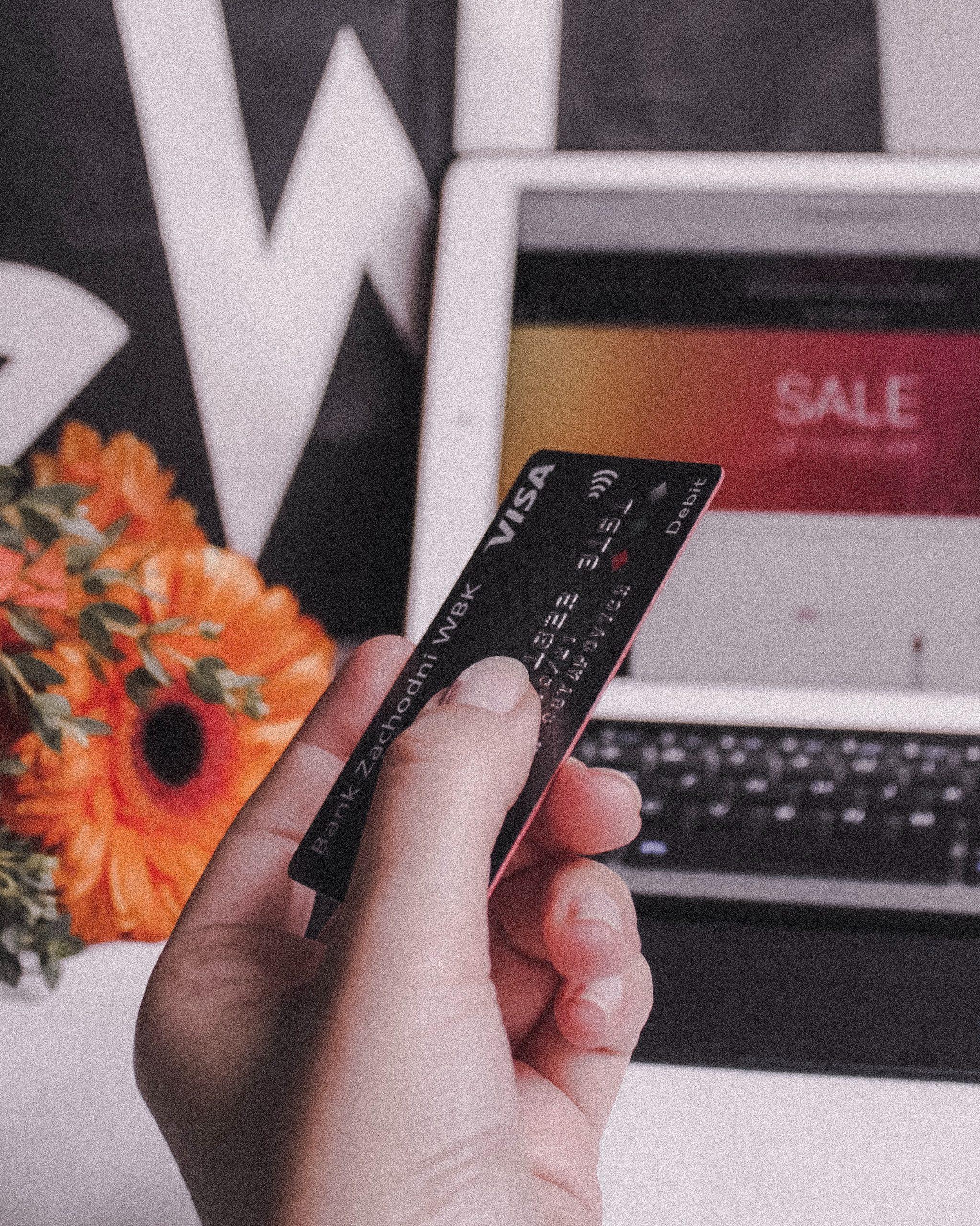 Carte de crédit Visa