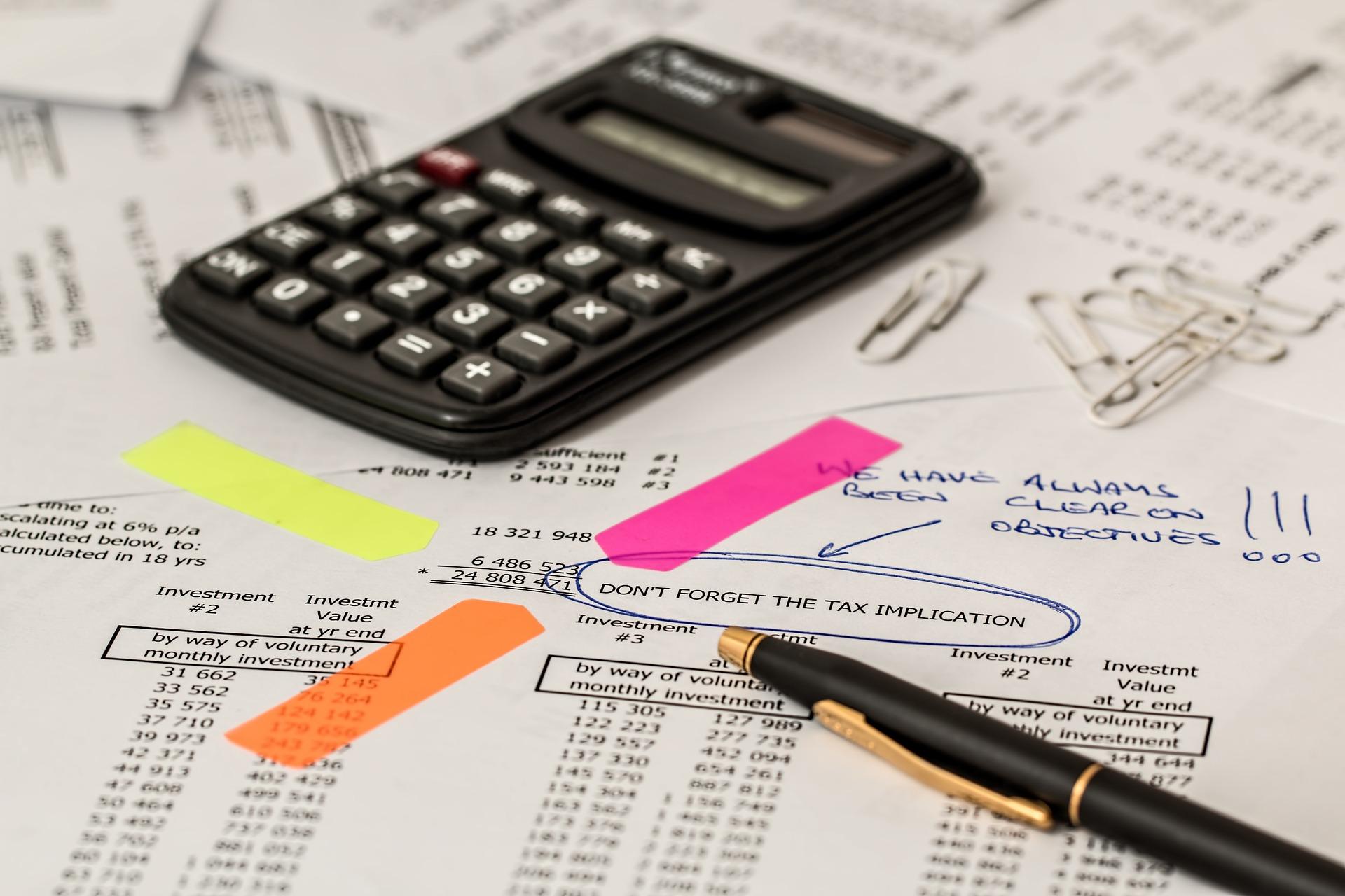 Le PFU : Faut-il payer des impôts sur les intérêts bancaires ?