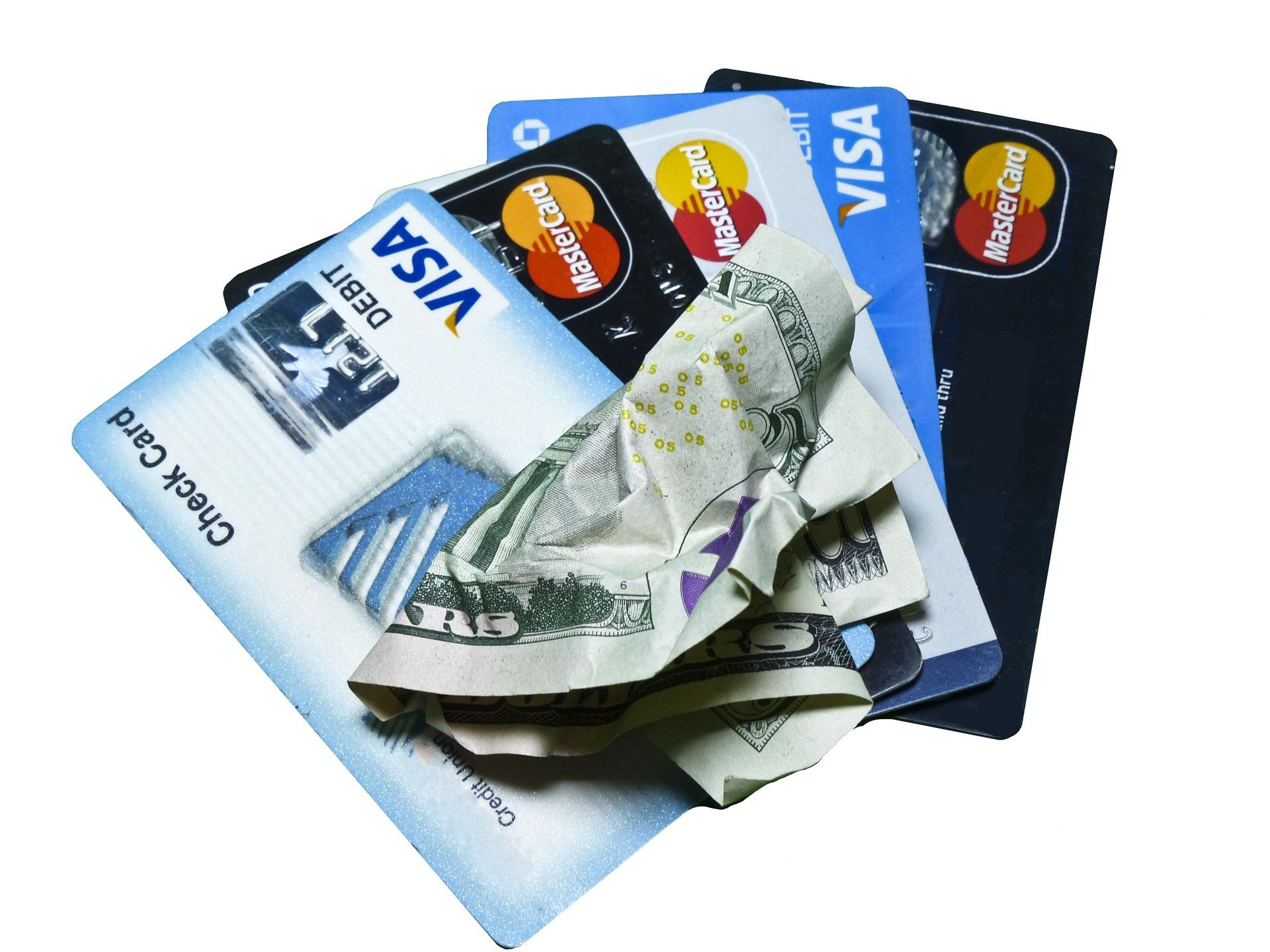 Gérer dettes carte de crédit
