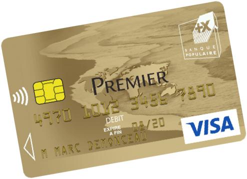 La Carte de Crédit Visa Premier de la Banque Populaire - Caractéristiques et Avantages