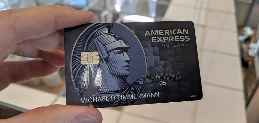 Blue Cash Preferred Card From American Express - How To Order