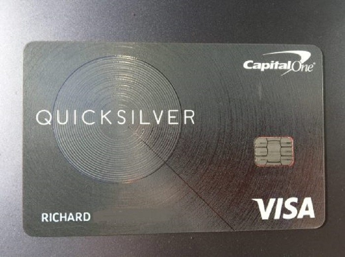 Capital One Quicksilver Cash Rewards Credit Card - Discover How To Order