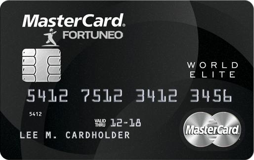 La World Mastercard Elite - Découvrez Comment L'obtenir