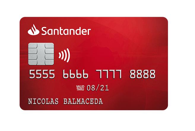Tarjeta de Crédito del Banco Santander - Mira sus Beneficios