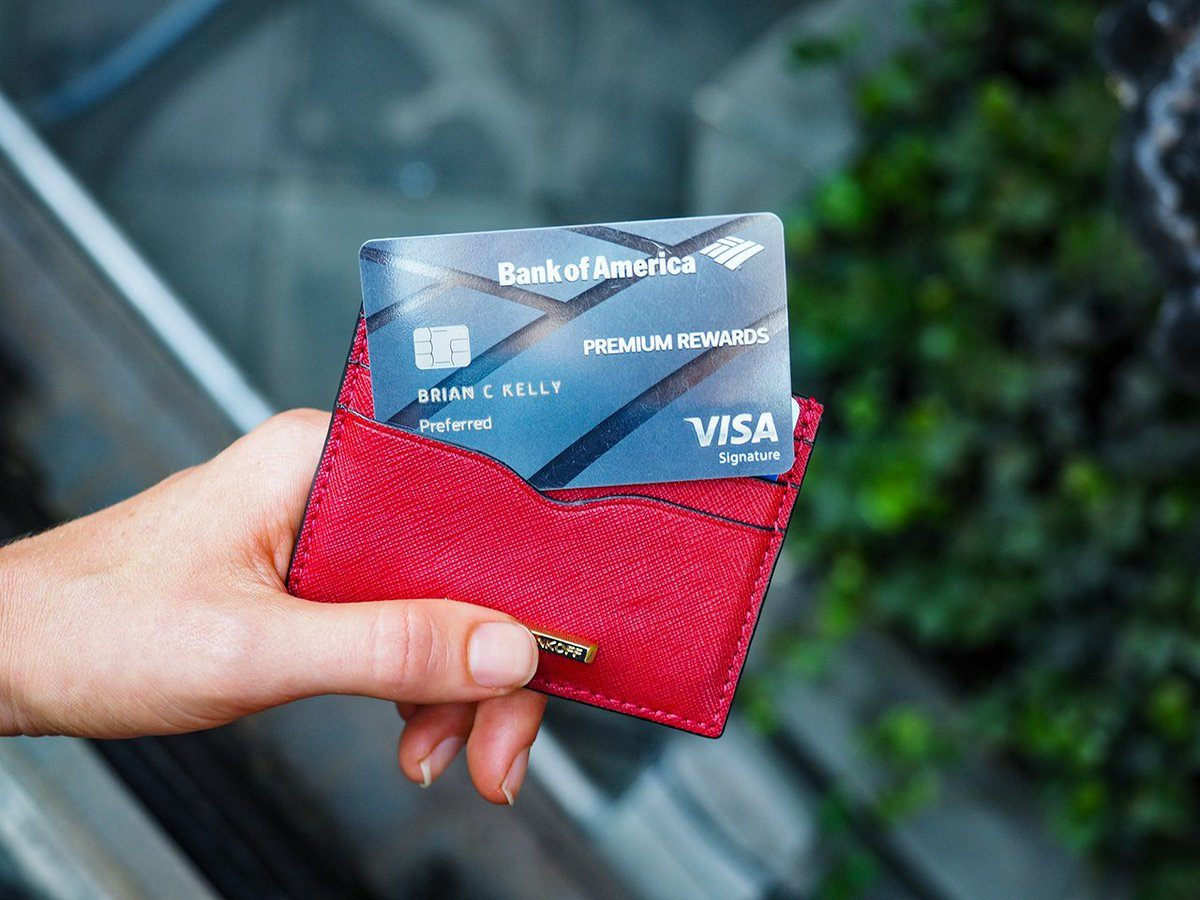 Bank of America Travel Rewards Credit Card - Learn How to Apply by Following these Steps