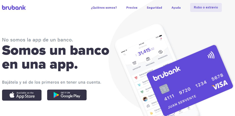 Conoce Brubank: el Banco Digital Argentino del Momento