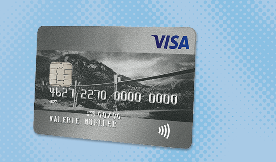Comment les Paiements Électroniques Fonctionnent avec une Carte de Crédit Visa BCGE - En Savoir Davantage