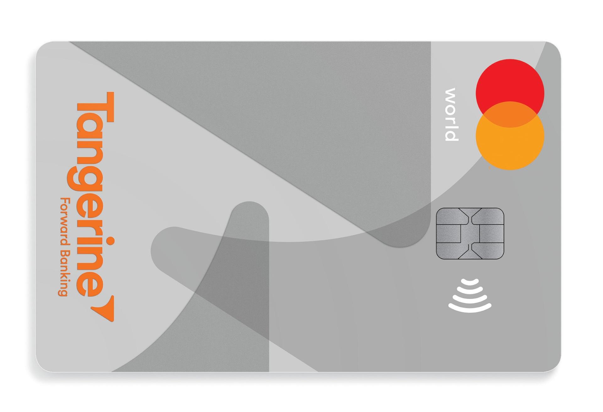 La Carte de Crédit Tangerine World Mastercard - Apprenez-en Plus