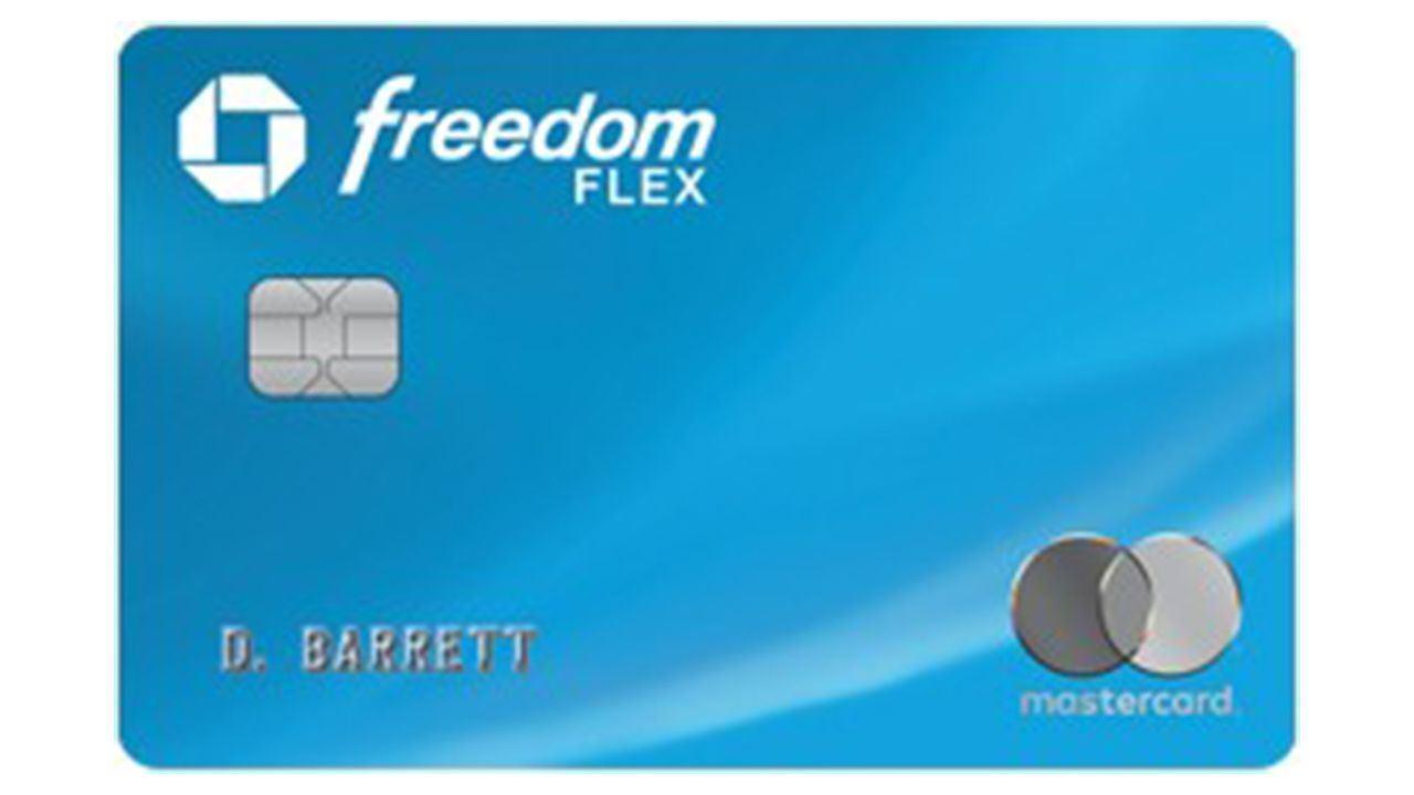 La Carte Chase Freedom Flex - Comment L'obtenir