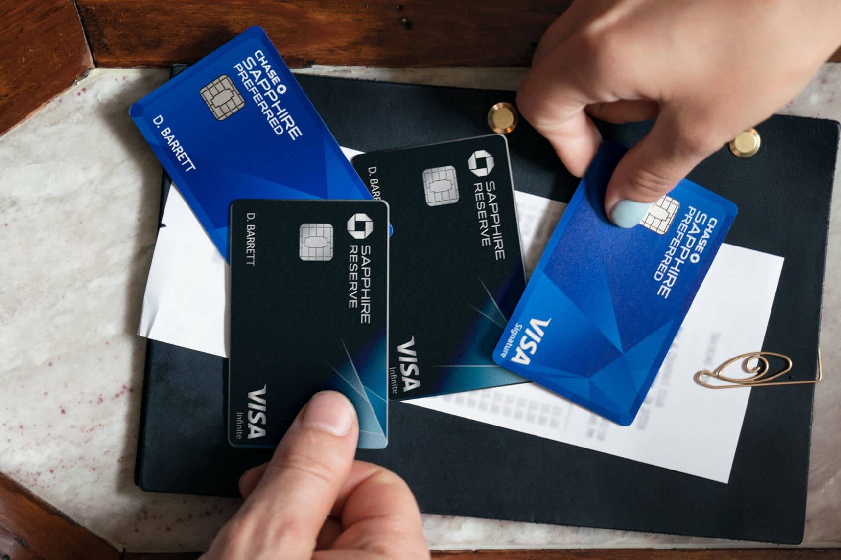 Sapphire Preferred® Credit Card - Features and Benefits