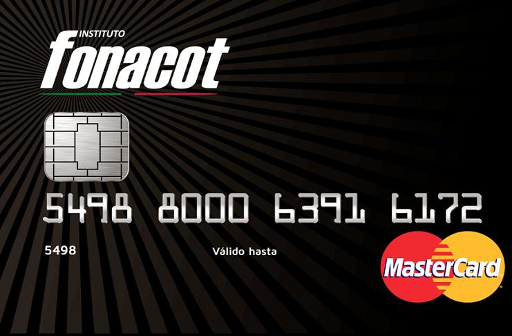 Tarjeta de Crédito Fonacot: cómo solicitarla en línea