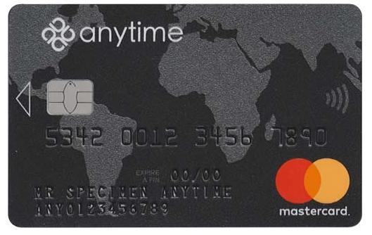 Quels Sont les Avantages des Cartes de Crédit de Anytime Bank